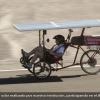 ICARO: vehiculo solar desarrollado por docentes y alumnos del ISFT188