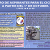 Aspirantes al Ciclo Lectivo 2015(a partir del 1/10/2014)
